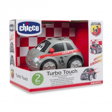 Chicco - Turbo Touch Fiat 500