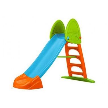 Escorrega com jacto de água Slide10 water - Feber