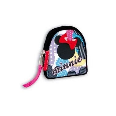 Porta-Moedas Minnie Disney Fashionista