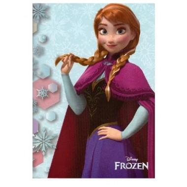Caderno Pautado A5 - Frozen