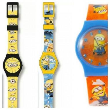 Relógio Analógico - Minions