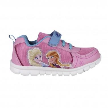 Sapatilhas / Ténis Frozen - Anna e Elsa