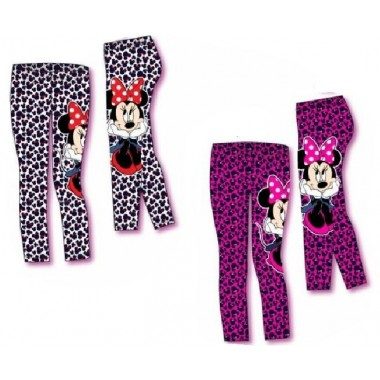 Legging's Minnie Mouse