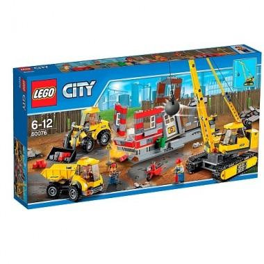 LEGO City - Camião de Bombeiros - 60002