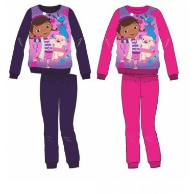 Pijama de Algodão - Doutora Brinquedos