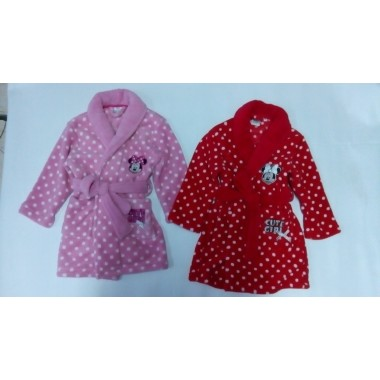Robe Minnie Mouse