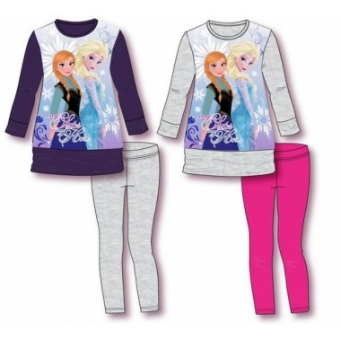 Conjunto Sweat + Legging - Frozen