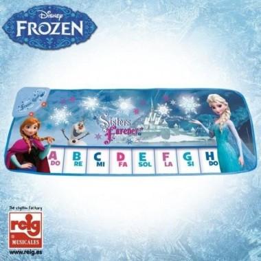 Piano com 8 notas Frozen