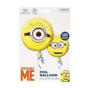 Balão Metálico Minion