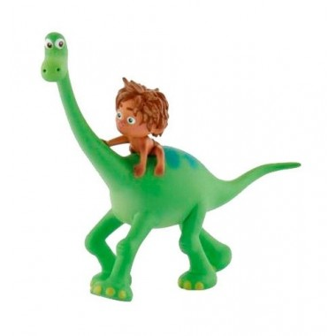 Figura Arlo e Spot The Good Dinosaur