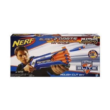 NERF Nerf Elite Rough Cut Blaster