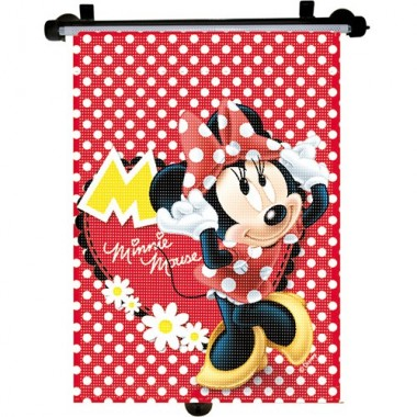Cortina Tapa Sol Mickey Mouse para Carro