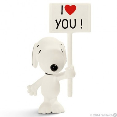 Snoopy I love you - Schleich