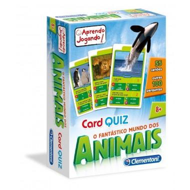 Aprendo Jogando - O Fantástico mundo dos animais - Clementoni