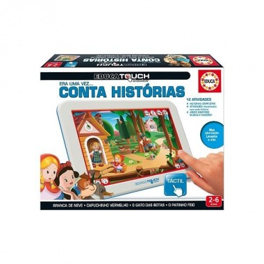 Conta Histórias - Educa Touch