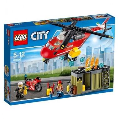 LEGO City - Conjunto Iniciação: Ilha da Prisão