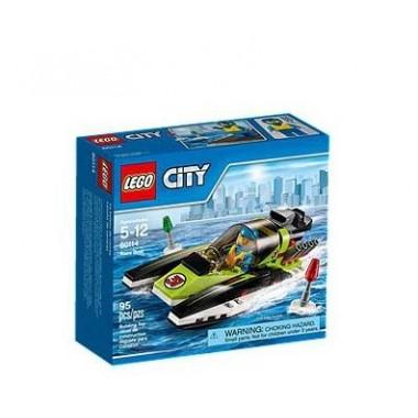 LEGO City - Barco de Corrida