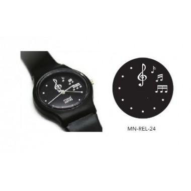 Relógio de pulso - Musica  - Make Notes