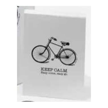 Bloco A5 - Bicicleta - Make Notes