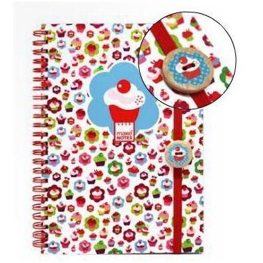 Caderno de Receitas - Make Notes