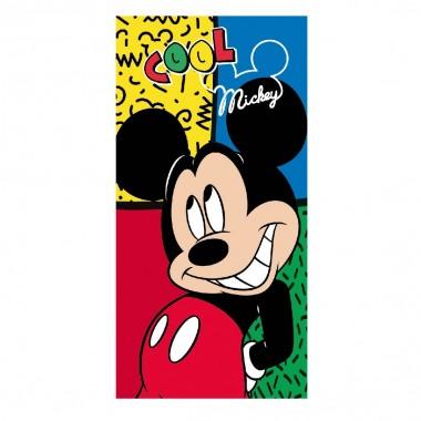 Toalha de praia Mickey - 300 gr