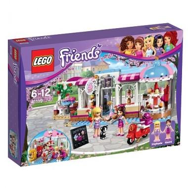 LEGO Friends - O Café de Cupcakes de Heartlake