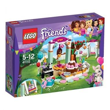 LEGO Friends - Festa de Aniversário