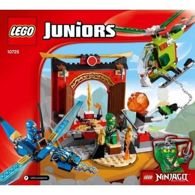 Lego Juniors - Ninjago - Templo Perdido