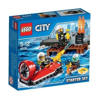 LEGO City - Conjunto Inicial de Combate ao Fogo