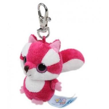 Porta Chaves Peluche Yoohoo & Friends - Squirrel