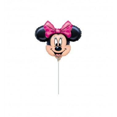 Balão mini Minnie Mouse
