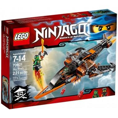 LEGO Ninjago - Perseguição de Mota Ninja
