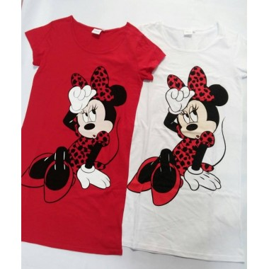 Camisa / Túnica Minnie Adulto