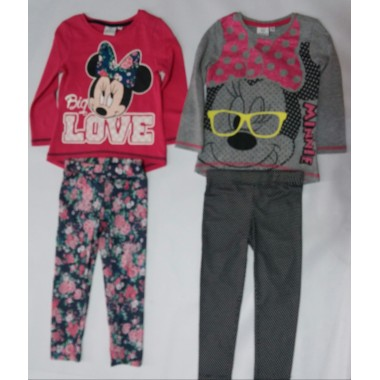 Conjunto Sweat + Legging -  Minnie