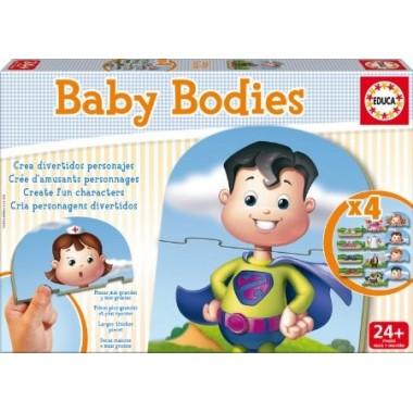 Baby Bodies - Educa