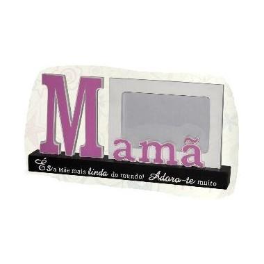 "Moldura / Porta-Fotos - ""Mamã"""