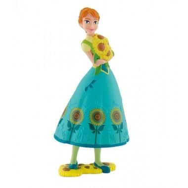 Boneca Princesa Anna Fever - Frozen -Bullyland