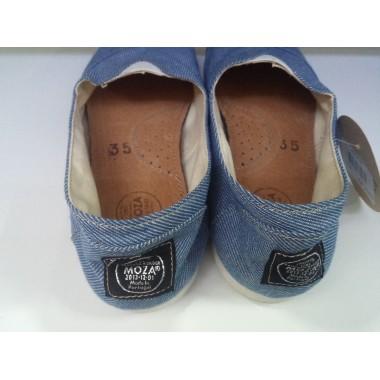 Alpercata Moza Swazi - 35 / 39 - Blue Jeans