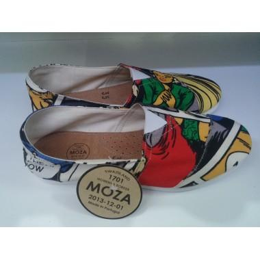 Alpercata Moza Swazi - 35 / 40 - BD