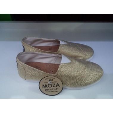 Alpercata Moza Swazi - 35 / 40 - Ouro