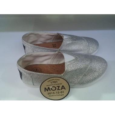 Alpercata Moza Swazi - 30 / 34 - Prata