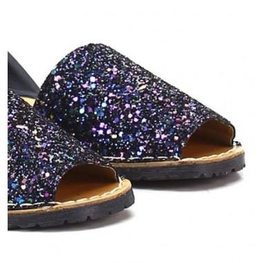 Menorquinas Criança - Glitter Iris