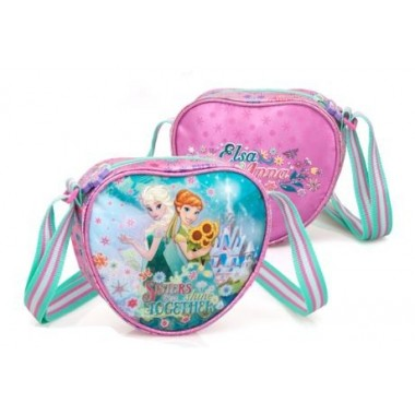 Mala / Bolsa Frozen (Elsa e Anna)