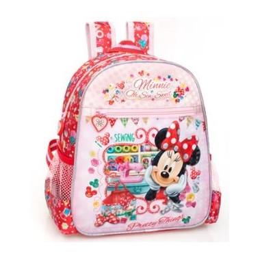 Mochila Pre- Escolar  - Minnie Mouse