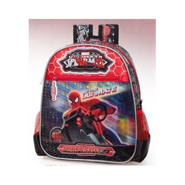 Mochila Pré - Escolar  - Homem Aranha