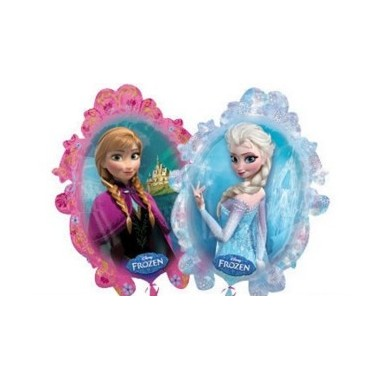 Balão Alumínio Frozen