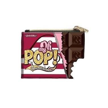 Oh My Pop !! - Porta moedas Pop Chocolate