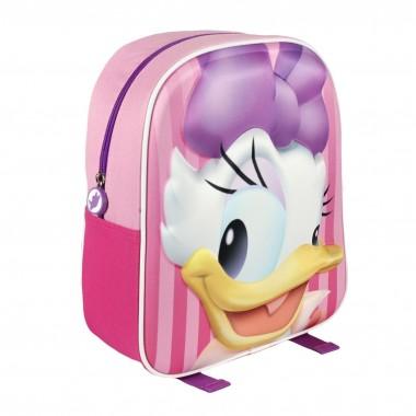 Mochila Pré-escolar 3D - Daisy ( Margarida )