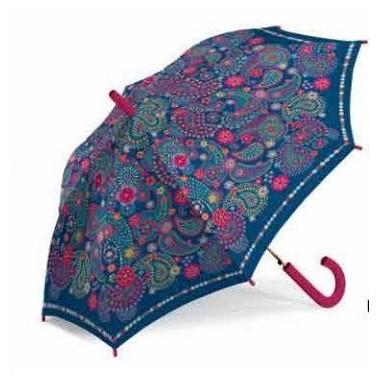 Guarda chuva grande Busquets - Blue Kashmir