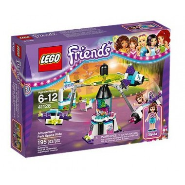 LEGO Friends - Campo de Aventuras de Rafting